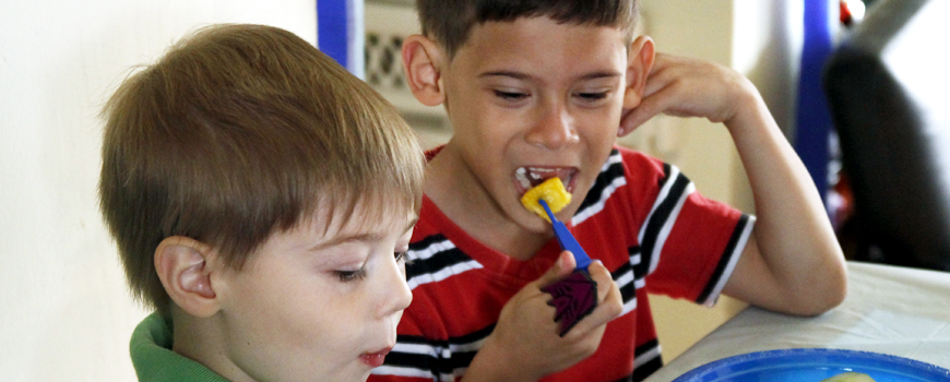 Kid Friendly Toothpick