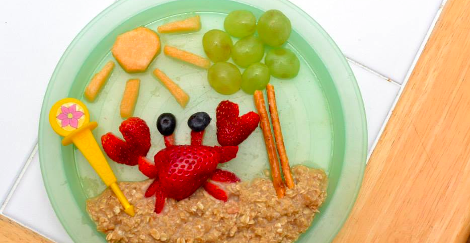 Strawberry Crab Fruit Recipe For Picky Eater