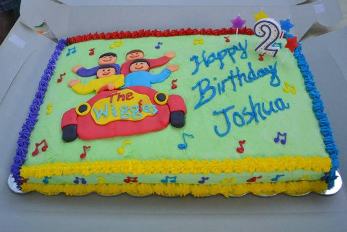 Wiggles Themed Birthday Party Ideas