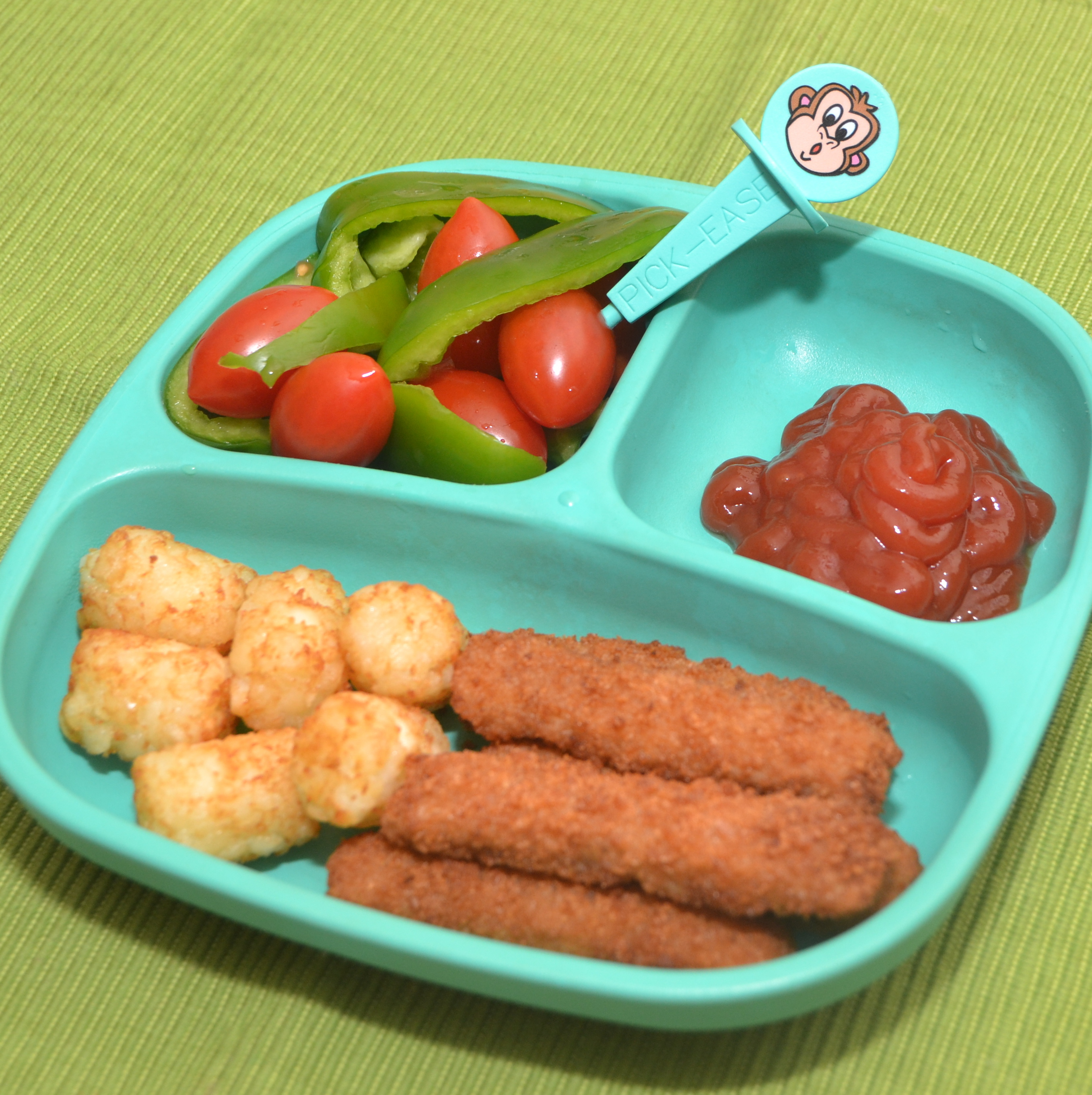 Pick-Ease for Picky Eaters